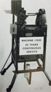 Refurbished In 1959
